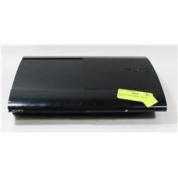 PS3 SLIDE TOP EDITION - NO CORDS - AS IS.