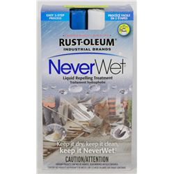RUST-OLEUM  NEVER-WET  LIQUID REPELLING TREATMENT