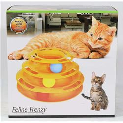 FELINE FRENZY CAT TOY