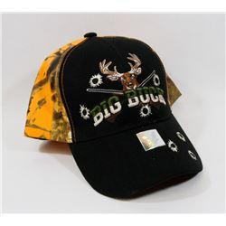 "NEW ""HUNTER"" ADJUSTABLE BALL CAP"