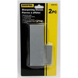 NEW! 2PC SHARPENING STONES