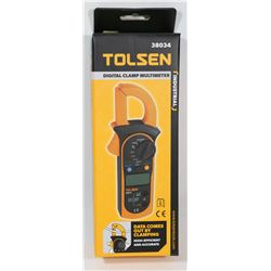 NEW TOLSEN DIGITAL CLAMP
