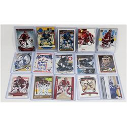 15 VARIOUS CURTIS JOSEPH HOCKEY CARDS INCL 3