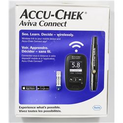 ACCU-CHEK AVIVIA CONNECT WIRELESS BLOOD GLUCOSE