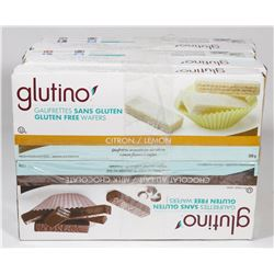 10 PACKS OF GLUTINO