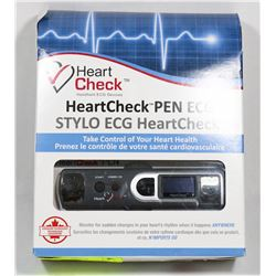 HEART CHECK PEN ECG DEVICE.