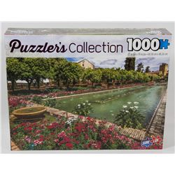 NEW 1000PC PUZZLE - THE PUZZLERS COLLECTION