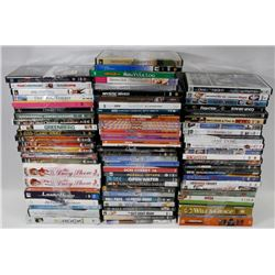 56 MOVIES AND 3 SERIES BUNDLES, 8 MOVIES PER