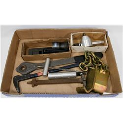 BOX OF SPECIALTY TOOLS