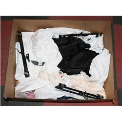 BOX OF NEW LADIES CLOTHING