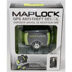 SEALED MAPLOCK GPS ANTI-THEFT