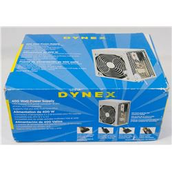 NEW DYNEX PC POWER SUPPLY