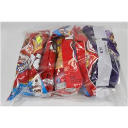 BAG OF ASSORTED TREAT SIZE CHOCOLATE BARS