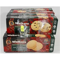 BUNDLE OF WALKERS SHORTBREAD COOKIES