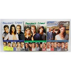 SEASONS 4, 5, 6 OF DAWSONS CREEK