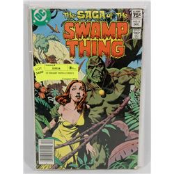 3 PACK OF SWAMP THING COMICS