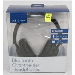 NEW INSIGNIA BLUETOOTH HEADPHONES