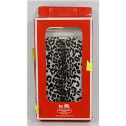 2 NEW AUTHENTIC COACH IPHONE 5 CASES