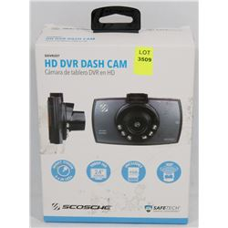 SCOSCHE HD DVR DASH CAM