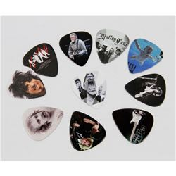 LOT OF 10 NEW CLASSIC ROCK GUITAR PICS
