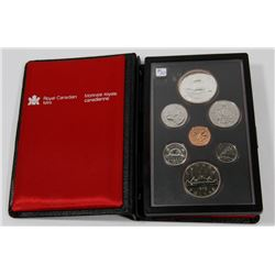 1979 PROOFLIKE CASES DOUBLE DOLLAR SILVER COIN SET