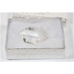 #87-CLEAR QUARTZ HEALING CRYSTAL ROCK