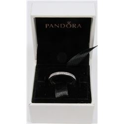 NEW! PANDORA STYLE 925 STERLING SILVER RING