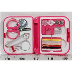 NEW! PORTABLE TRAVEL SEWING KIT