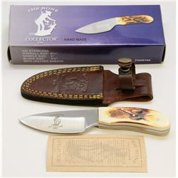 "NEW! THE BONE COLLECTOR 6¼"" HUNTING KNIFE"