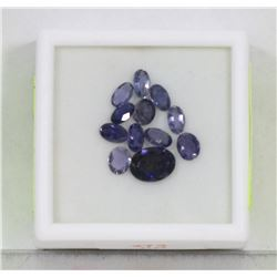 GENUINE IOLITE (APP 3.4CT) GEMSTONES