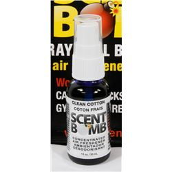 NEW! SCENT BOMB SPRAY AIR FRESHENER