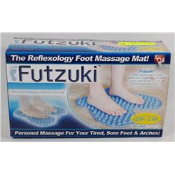 NEW FUTZUKI REFLEXOLOGY FOOT MASSAGE MAT