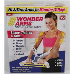 NEW AS SEEN ON TV WONDER ARMS
