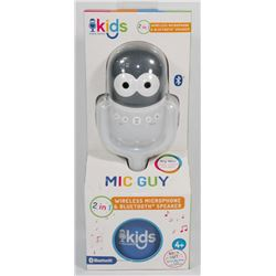 NEW KIDS 2 IN 1 WIRELESS MICROPHONE