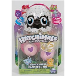 NEW HATCHIMAL 2 PACK + NEST