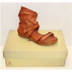 A.S. 98 SZ 6.5 TUSCANY BENSON ANKLE STRAP SANDALS