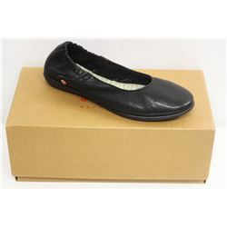 SOFTINOS SZ 6 SMOOTH LIGHT BLACK FLAT