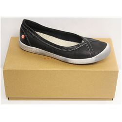 SOFTINOS SZ 6.5 SMOOTH LIGHT BLACK FLAT