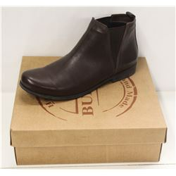 BUENO SZ 9.5 BROWN IZZY ANKLE BOOTS