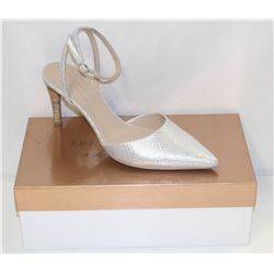 FRANCE MODE SZ 8.5 VYPER IVORY STILETTO