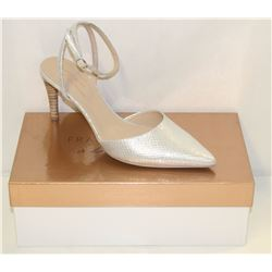 FRANCE MODE SZ 9 VYPER IVORY STILETTO