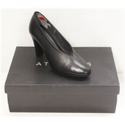 ATELIERS SZ 6 VIA NAPPA BLACK PUMP