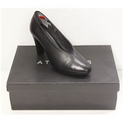 ATELIERS SZ 7.5 VIA NAPPA BLACK PUMP