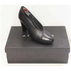 ATELIERS SZ 8.5 VIA NAPPA BLACK PUMP