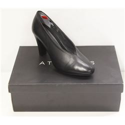 ATELIERS SZ 9.5 VIA NAPPA BLACK PUMP