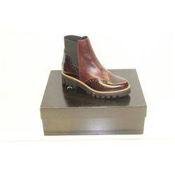 ATELIERS SZ 6.5 BORDO' SPLENDOR BARNEY LEATHER