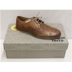 COQUE TERRA SZ 7.5 CRUST HONEY LEATHER SHOES