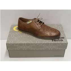 COQUE TERRA SZ 11 CRUST HONEY LEATHER SHOES