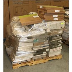 PALLET OF ASSORTED TILE AND MOSIAC TILE