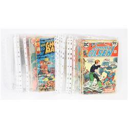 BOX OF 20 CENT ESTATE COMIC BOOKS